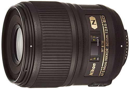 Nikon AF-S Micro Nikkor 60mm/2.8G ED Objektiv  (62mm Filtergewinde) D1x Pro-kit