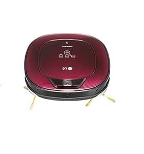 Lg - vr7428sp - Aspirateur robot programmable + télécommande + pet care HOM-BOT SQUARE