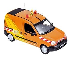 Norev - 511314 - Véhicule Miniature - Modèle À L'échelle - Renault Kangoo - Dde - Echelle 1/43