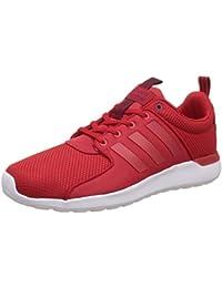 adidas Cloudfoam Lite Racer, Zapatillas para Hombre, Rojo (Escarl/Escarl/Buruni), 44 2/3 EU