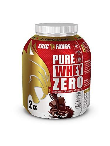 Eric Favre Pure Whey Zero 2 kg - Chocolat