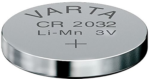 Cr2032-lithium-batterie (VARTA 20er Pack CR2032 Lithium Hochleistungs- Batterie für professionelle Anwendungen - Neuste Generation)