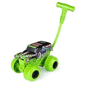 Monster Jam Drift Truck-Grave Digger-Escala 1:43 (Solid), 6056748