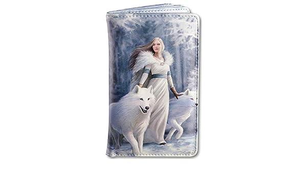 Geldbörse Portemonnaie Guardian of the North Wolf Wölfe Lisa Parker Western