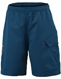 Scott Trail 20Junior Niños Bicicleta Short Pantalón Corto Azul Oscuro 2017: Tamaño: M (140)