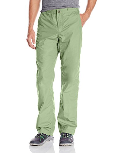 Mountain Khakis Herren Popeline Hose Relaxed Fit, Herren, 265, graugrün, 38 W/36 L -