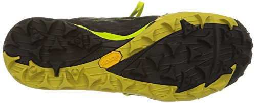 Merrell ALL OUT TERRA TRAIL, Chaussures de Trail homme Jaune - Gelb (YELLOW/BLACK)