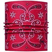 Buff Cashmere Mascotas Tubular, Rojo, S/M