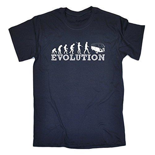 evolution-camper-xl-oxford-navy-new-premium-loose-fit-baggy-t-shirt-car-van-beetle-college-surf-volk