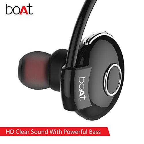 57 Off On Boat Rockerz 210 In Ear Bluetooth Earphones With Microphone Red Black Buy Boat Rockerz 210 In Ear Bluetooth Earphones With Microphone Red Black From Amazon Co Uk On Amazon Paisawapas Com