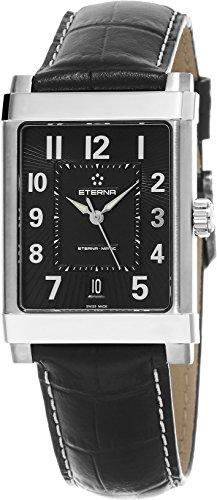eterna-1935-eterna-matic-Grande-Herren-Schwarz-Lederband-Schweizer-Automatik-Uhr-849241441261