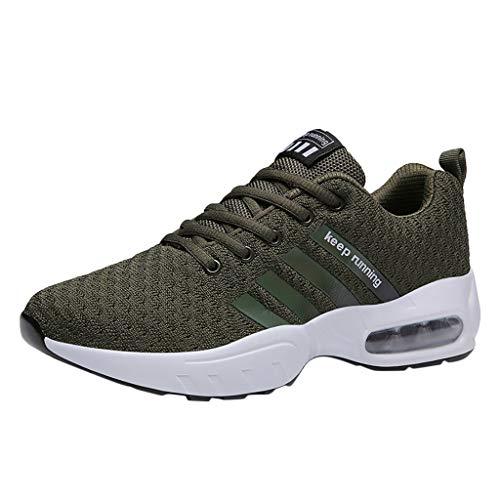 BURFLY Korean Trend Casual Herren Sportschuhe,Mode Freizeit Sport Tennisschuhe Herren Damen Laufschuhe Sneakers Turnschuhe Fitness Gym Leichtes Bequem Schuhe