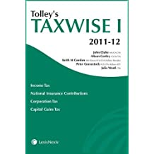 Tolley's Taxwise I 2011-12
