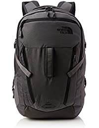 The North Face Surge -  Mochila, Color Gris(Graphite Grey/Tnf Black), Talla Única
