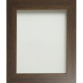frame company watson range bilderrahmen verschiedene gr en braun a2 16 5 x 23 4 39 39 42x59. Black Bedroom Furniture Sets. Home Design Ideas
