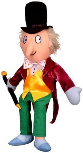 Fiesta Crafts : : : Roald Dahl Charlie and the Chocolate   Hand & Finger Puppet Set B07BHRQCCL 7b14ce