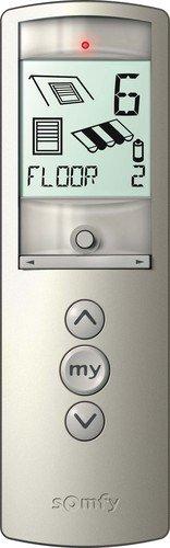 Somfy Telis 161811021Wireless Remote Control Silver