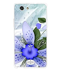 OPPO NEO 5 SILICON BACK COVER BY instyler