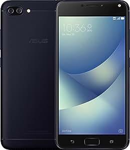 ASUS ZenFone 4 Max ZC554KL 5,5 pollici IPS, 32GB, 3Gb RAM, 5000mAh, 4G LTE, Dual Sim, Dual Camera, Android 7.0, Nero