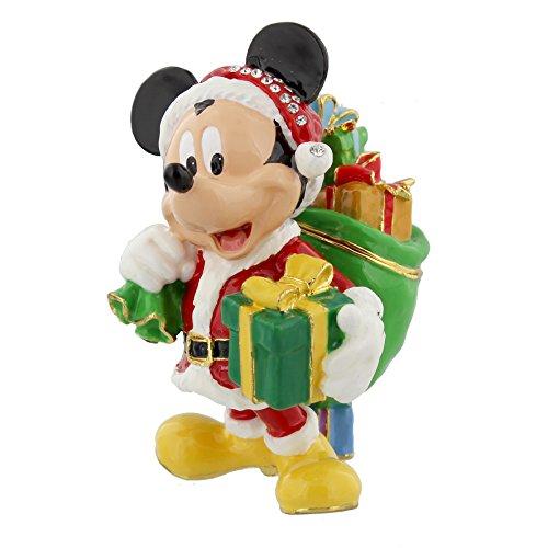 Disney Topolino Babbo Natale, ninnolo