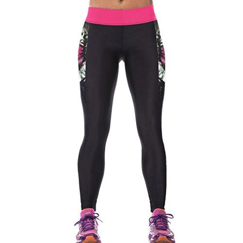 Sasairy-Donna-Sport-Pantaloni-Full-Length-Leggings-non-Pantaloni-Collant-Elastico-ci-si-Vede-Attraverso-Fitness-Workout-Yoga-in-Esecuzione-Hipster-Usura-Esterna-Palestra-S-L-Colore-001
