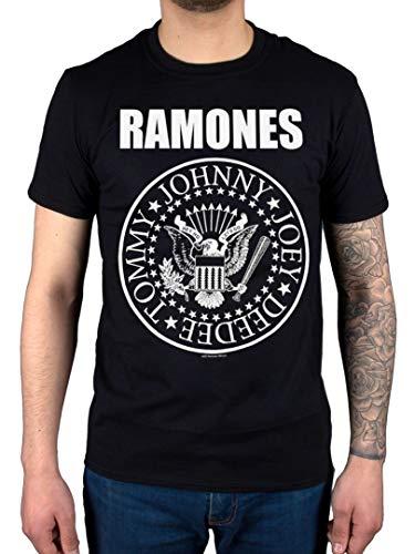 AWDIP Oficial Ramones Seal Jumbo T-Shirt