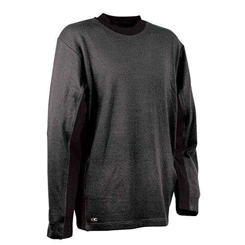 Preisvergleich Produktbild Cofra V131-0-04.Z/4 Pullover Denmark, Anthrazit / Schwarz, Größe L