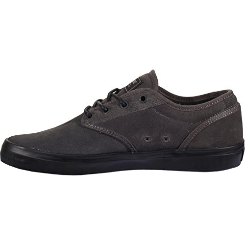 Globe Motley Unisex-Erwachsene Sneakers Dunkler Schatten / Schwarz