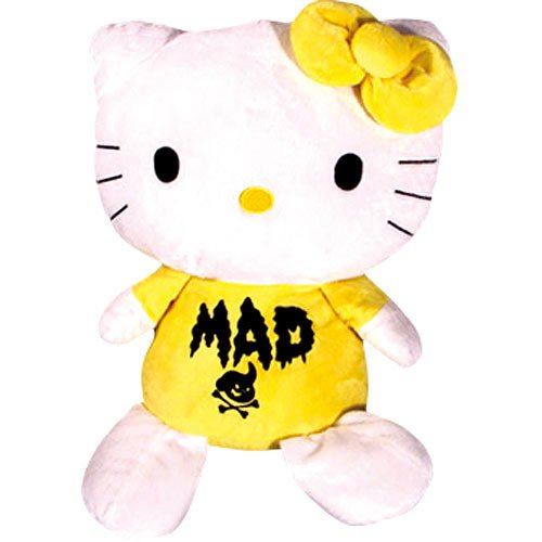 Ciao Kitty MAD Barbari-Mad (peluche, circa 30cm)