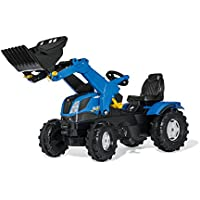Rolly HollandT7 Tractor With Frontloader