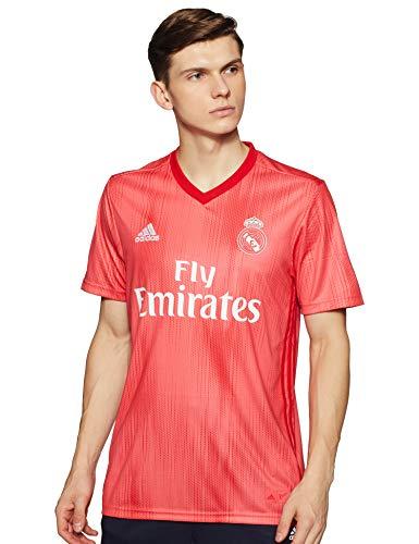 adidas Real Madrid Third Fußballtrikot XL Real Coral/Vivid Red