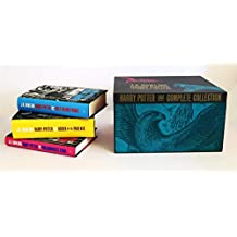 Harry Potter Box Set:: Complete collection Adult - J.K. Rowling: Contains: Philosopher's Stone / Chamber of Secrets / Prisoner of Azkaban / Goblet of ... Phoenix / Half-Blood Prince / Deathly Hollows