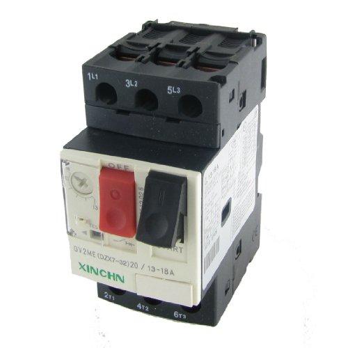 Aexit 3P Motor Starter Leitungsschutzschalter Schutzfolie 13-18A 690 V