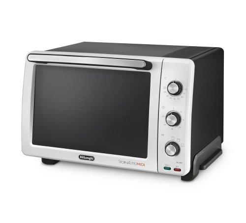 De'Longhi eo2435 sfornatutto midi electric oven, white