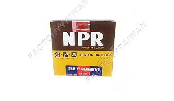 NPR Piston Ring 68mm STD for Mitsubishi K3B