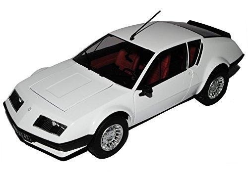 Preisvergleich Produktbild Renault Alpine A310 1981 Weiss 1/18 Norev Modell Auto