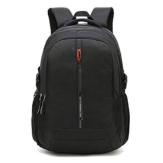 41ziThF8AKL. SS324  - Maod Bolso Portátil Color Sólido Mochilas Escolares Impermeable Mochilas de Escolar Bolsa de Escuela Mujer Laptop Backpack 16 Pulgada