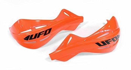 UFO - 41500 : Recambio Paramanos Cerrado Alu Handguards Naranja Pm01637-127
