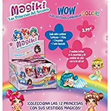 Princesas del Arcoiris MAGIKI SOBRE SORPRESA!! COLECCIONALAS!