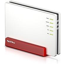 Avm Fritz!Box 7580 Router, Compatibile Solo con il Mercato Tedesco
