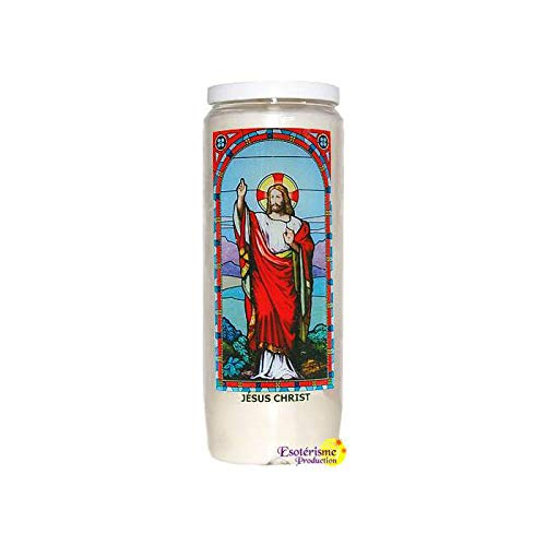 Neuvaine vitrail : jesus christ par  DG-EXODIF