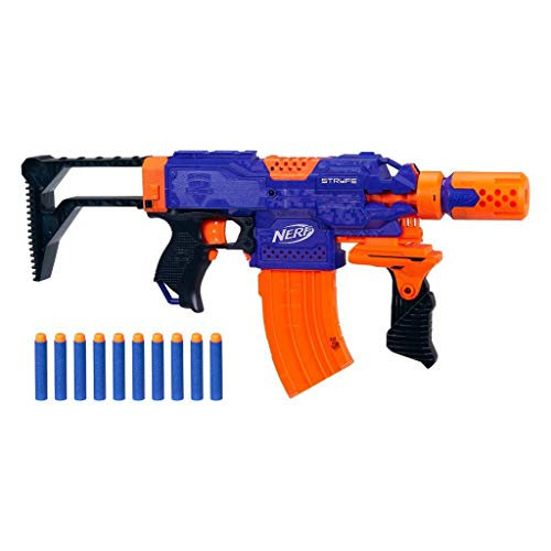 N-Strike Elite Stryfe CQ-10