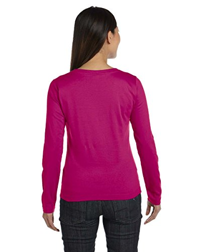 Greucy-darkLAT Apparel Womens Long Sleeve T-Shirt 3Black