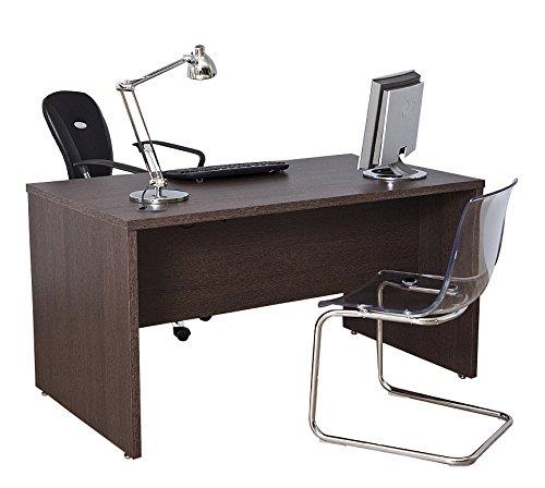 TopKit Mesa Oficina Jarama 9001 wengue Ancho 160cm