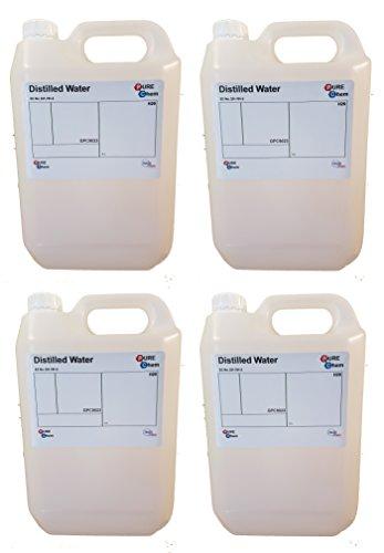 Distilled Water - PURE CHEM (20L)