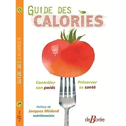 Guide des calories