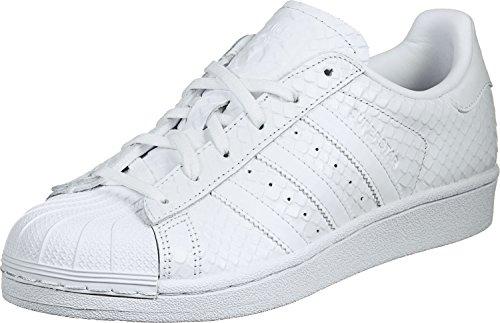 Adidas Superstar Damen Sneaker Weiß