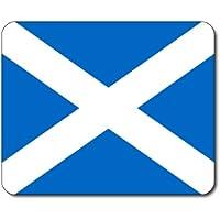 Bandiera scozzese Tappetino per Mouse, motivo bandiere