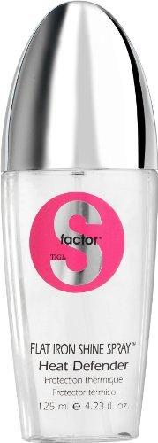 TIGI SFACTOR FLAT IRON SHINE SPRAY 125ML - Flat Iron Shine Spray
