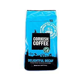 Ground Cornish Coffee Delightful Decaf
